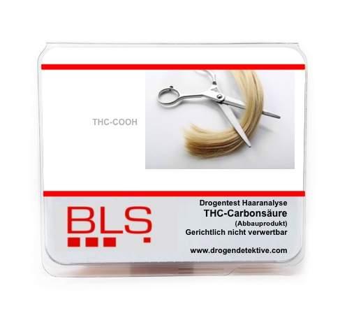 Haaranalyse THC-COOH