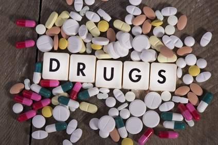 Oberflächentest / Substanzanalyse auf 5 Drogenarten